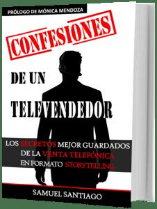 confesiones de un televendedor samuel santiago