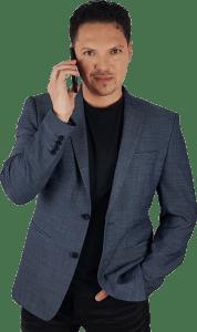 Samuel Santiago venta telefónica